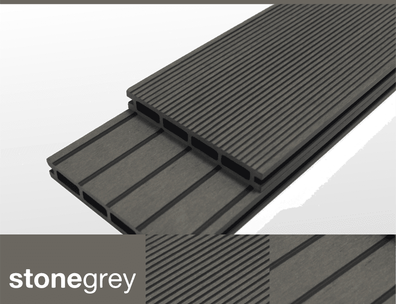 StoneGrey Composite Decking